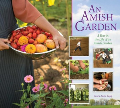 Amish Garden: A Year In The Life Of An Amish Garden - eBook  -     By: Laura Lapp