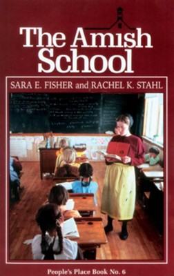 Amish School - eBook  -     By: Sara Fisher