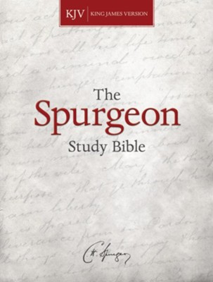 KJV Spurgeon Study Bible - eBook  -     Edited By: Alistair Begg     By: Alistair Begg