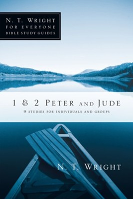 1 and 2 Peter and Jude - eBook  -     By: N.T. Wright