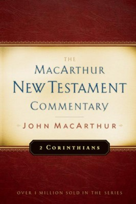 2 Corinthians: The MacArthur New Testament Commentary - eBook  -     By: John MacArthur