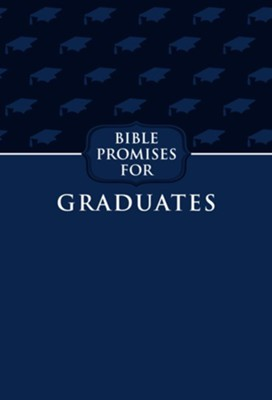 Bible Promises for Graduates (Blueberry) - eBook  -