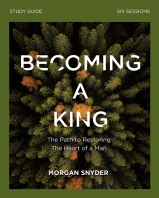 Becoming a King Study Guide - eBook  -     By: Morgan Snyder