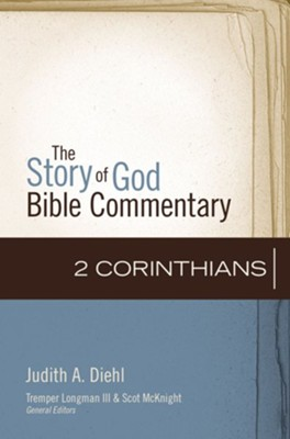 2 Corinthians - eBook  -     Edited By: Scot McKnight     By: Judith A. Diehl