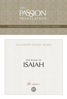 TPT: The Book of Isaiah: 12-Week Study Guide - eBook  -     By: Brian Simmons
