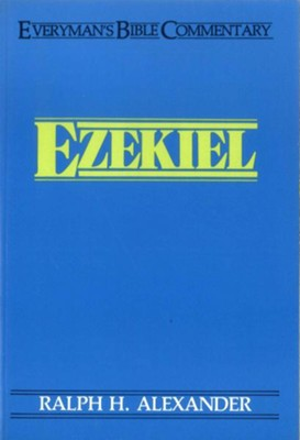 Ezekiel- Everyman's Bible Commentary - eBook  -     By: Ralph Alexander