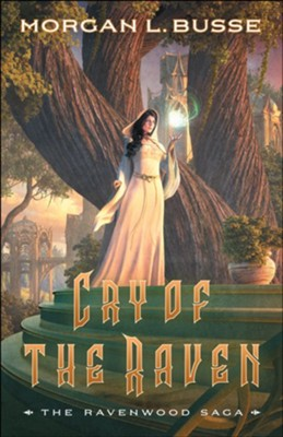 Cry of the Raven (The Ravenwood Saga Book #3) - eBook  -     By: Morgan L. Busse