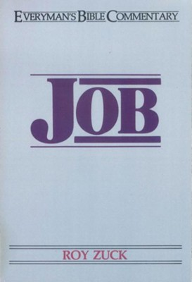 Job- Everyman's Bible Commentary - eBook  -     By: Roy Zuck