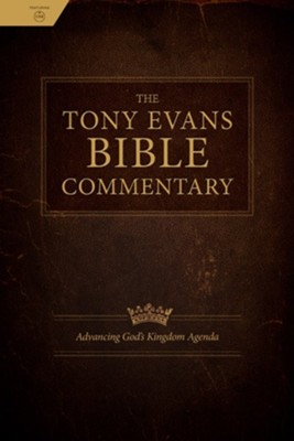 The Tony Evans Bible Commentary - eBook  -