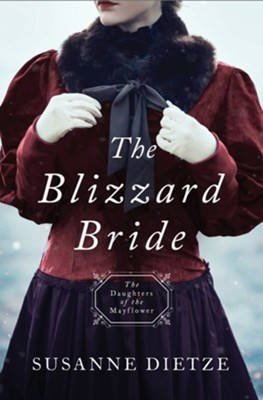 The Blizzard Bride: DAUGHTERS OF THE MAYFLOWER #11 - eBook  -     By: Susanne Dietze