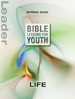 Bible Lessons for Youth Spring 2020 Leader - eBook  -     By: Cindy Klick, Jason Brown, Evan Jones