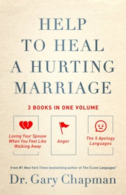 Help to Heal a Hurting Marriage / Digital original - eBook  -     By: Gary Chapman