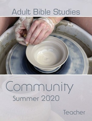 Adult Bible Studies Summer 2020 Teacher: Community - eBook  -     By: Gary Thompson