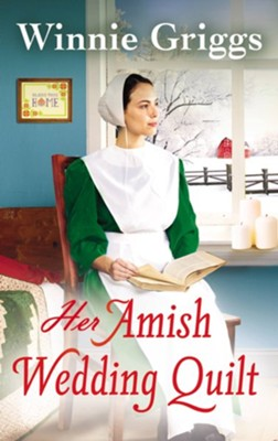 Her Amish Wedding Quilt - eBook  -     By: Winnie Griggs