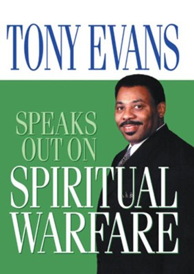Tony Evans Speaks Out on Spiritual Warfare - eBook  -     By: Tony Evans