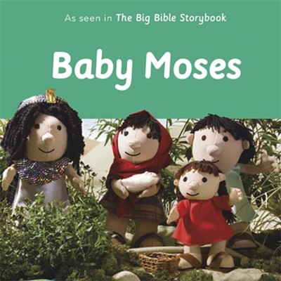 Baby Moses  -     By: Maggie Barfield     Illustrated By: Mark Carpenter