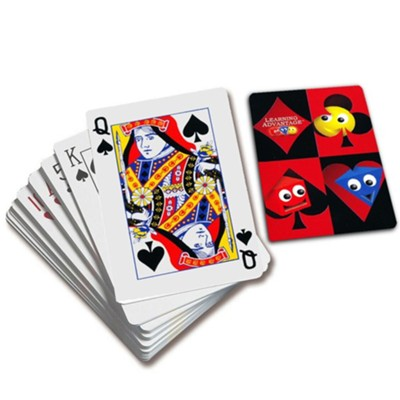 Standard Playing Cards  -