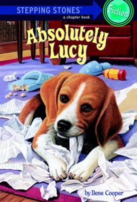Absolutely Lucy - eBook  -     By: Ilene Cooper