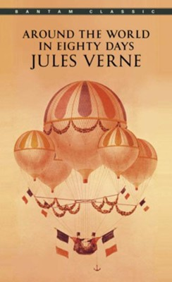 Around the World in Eighty Days - eBook  -     Edited By: George Towle     By: Jules Verne