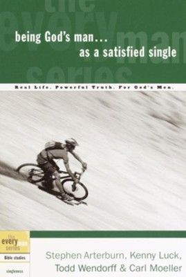 Being God's Man as a Satisfied Single - eBook  -     By: Stephen Arterburn