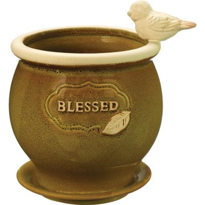 Blessed Planter, Small  -