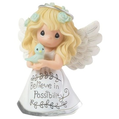 Believe In Possibility Angel Figurine  -