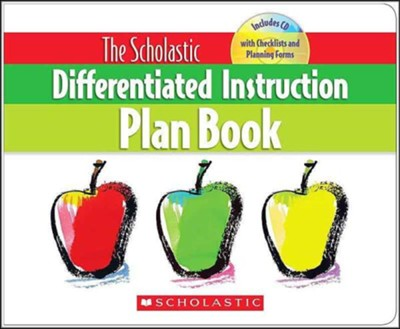 The Scholastic Differentiated Instruction Plan Book  -     By: Cindy Middendorf