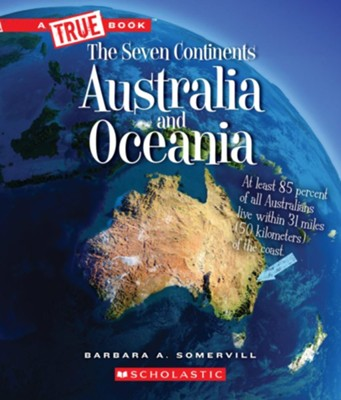 Australia and Oceania  -     By: Barbara A. Somervill
