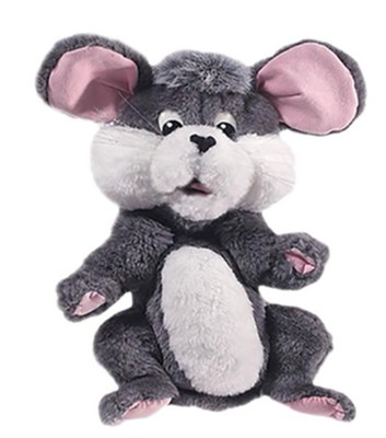 Whiskers the Mouse, puppet  -     By: Kevin Malarkey, Alex Malarkey