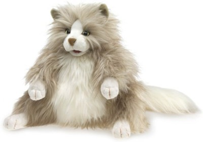 Gospel Light: Callie the Cat Puppet   -