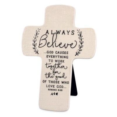 Believe Cross  -