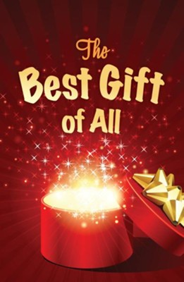 The Best Gift of All, Pack of 25 Tracts  -