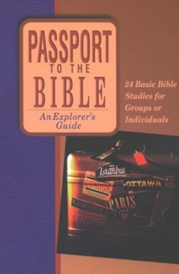 Passport To The Bible   -     Edited By: Fred Wagner