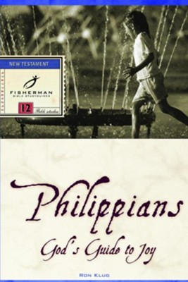 Philippians: God's Guide to Joy - eBook  -     By: Ronald Klug