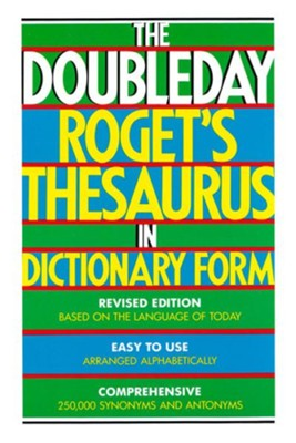The Doubleday Roget's Thesaurus in Dictionary Form - eBook  -     By: Sidney Landau, Ronald Bogus