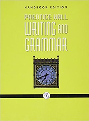 Prentice Hall: Writing and Grammar Grade 12 Student Workbook  -
