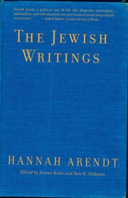The Jewish Writings - eBook  -     By: Hannah Arendt