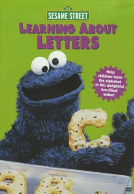 Learning About Letters DVD  -