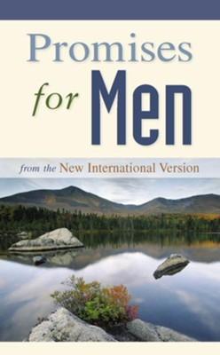 Promises for Men: from the New International Version - eBook  -