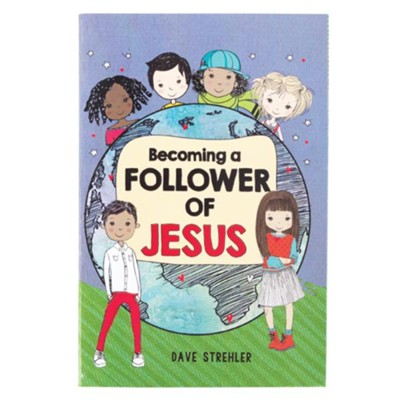 Becoming A Follower Of Jesus Gift Book  -