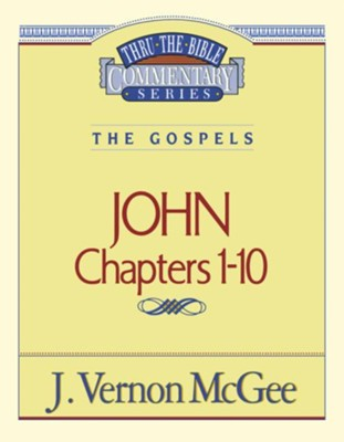 John I - eBook  -     By: J. Vernon McGee