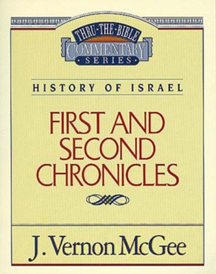 1 & 2 Chronicles - eBook  -     By: J. Vernon McGee