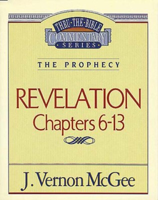 Revelation II - eBook  -     By: J. Vernon McGee