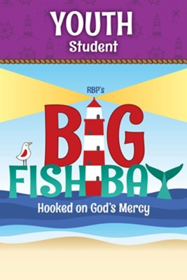 Big Fish Bay: Youth Activity Sheets (KJV)  -     By: Big Fish Bay