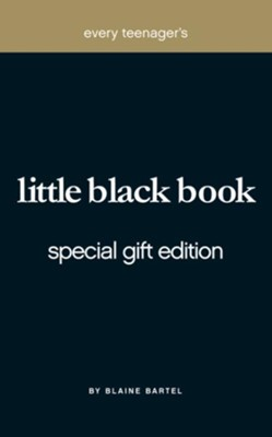 little black book special gift edition - eBook  -     By: Blaine Bartel