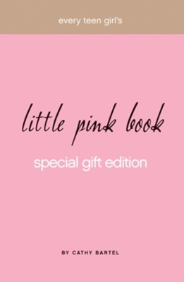 little pink book special gift edition - eBook  -     By: Cathy Bartel