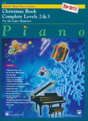 Alfred's Basic Piano Library: Top Hits! Christmas Book Complete 2 & 3  -     Edited By: E.L. Lancaster, Morton Manus