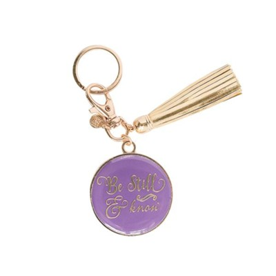 Be Still and Know, Keyring  -