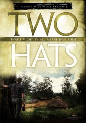 Two Hats, DVD   -     By: Andrew Garcia