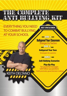 Anti Bullying, How to Stamp Out Bullying at School & In the Classroom  -